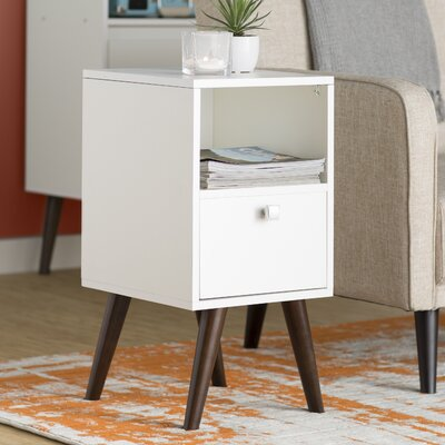 South S Fusion 1 Drawer Nightstand Reviews Wayfair