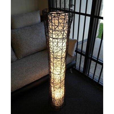 Californialighting 49 column floor lamp reviews wayfair mozeypictures Choice Image