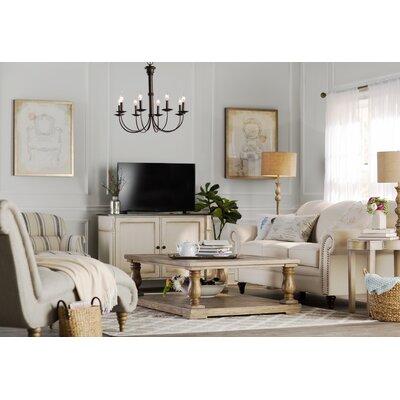 Lark Manor Versailles Living Room Chaise Lounge & Reviews | Wayfair
