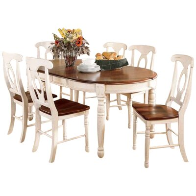 Extendable Dining Tables august grove buena extendable dining table & reviews   wayfair
