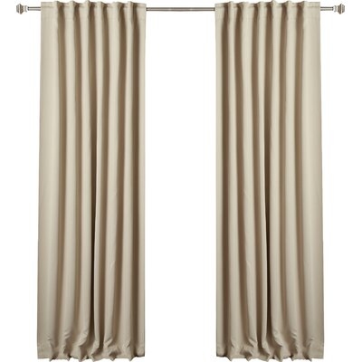 Curtains Ideas blackout curtain reviews : Beachcrest Home Sweetwater Room Darkening Thermal Blackout Curtain ...