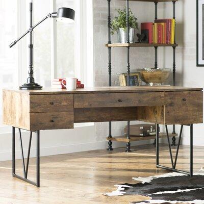 Trent Austin Design Granite 4 Drawers Writing Desk U0026 Reviews | Wayfair