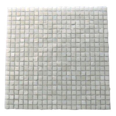 Abolos Ecologic 0 38 X Gl Mosaic Tile In White Reviews Wayfair
