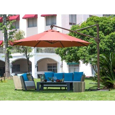 Abba Patio 11u0027 Cantilever Umbrella U0026 Reviews | Wayfair