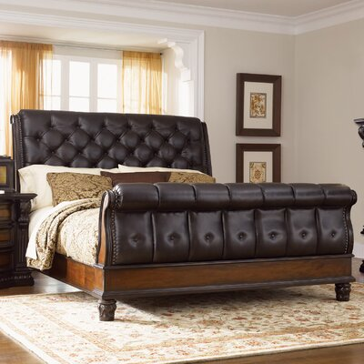Bedroom Sets Nh sage avenue new hampshire upholstered sleigh customizable bedroom