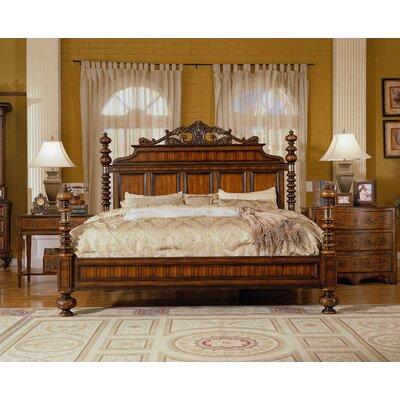 Easternlegends lisbon king canopy customizable bedroom set wayfair for Eastern legends bedroom furniture