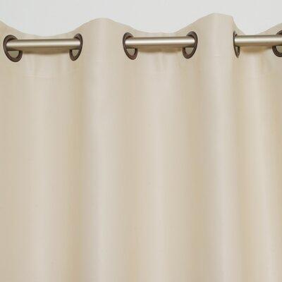 Blackout Curtain Wide Width Room Darkening Thermal Single Curtain ...