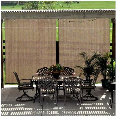Symple Stuff 90 UV Block Outdoor Roller Solar Shade Reviews