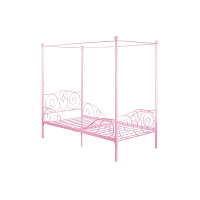 - Zoomie Kids Brandon Twin Canopy Bed & Reviews Wayfair