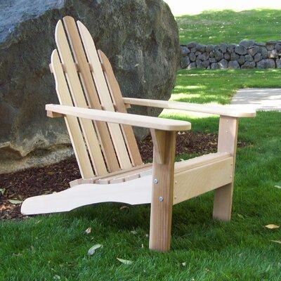 WoodCountry Idaho Adirondack Chair  Wayfair