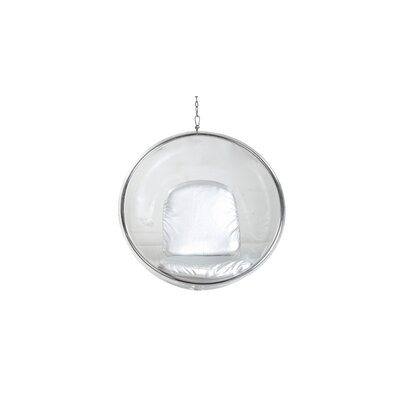 Kardiel Bubble Style Hanging Ceiling Balloon Chair U0026 Reviews | Wayfair