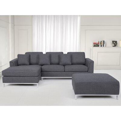 home loft concept lillo corner sofa wayfair uk. Black Bedroom Furniture Sets. Home Design Ideas