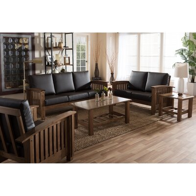 Latitude run brayan 5 piece living room set wayfair for 5 piece living room set