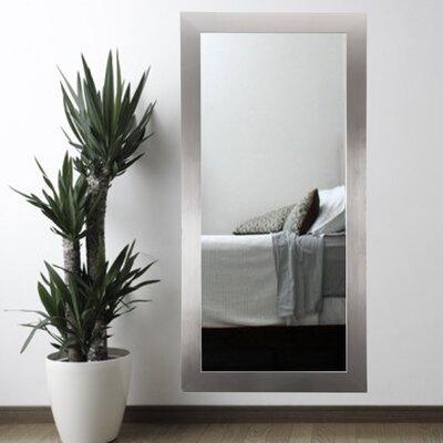 Full Body Wall Mirror latitude run rectangle full body floor mirror & reviews   wayfair