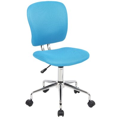 porthos home grace mid-back mesh desk chair & reviews | wayfair