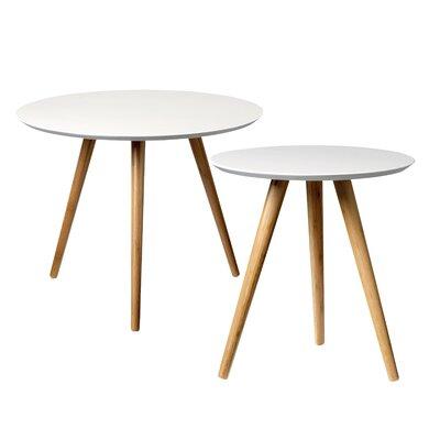 Bloomingville 2 Piece End Table Set U0026 Reviews | Wayfair