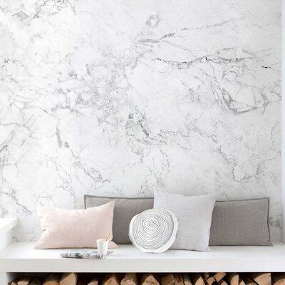 SimpleShapes 8 x 24 Wallpaper Wall Mural Wayfair