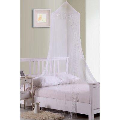Harriet Bee Jaymes Kids Collapsible Hoop Sheer Bed Canopy U0026 Reviews |  Wayfair