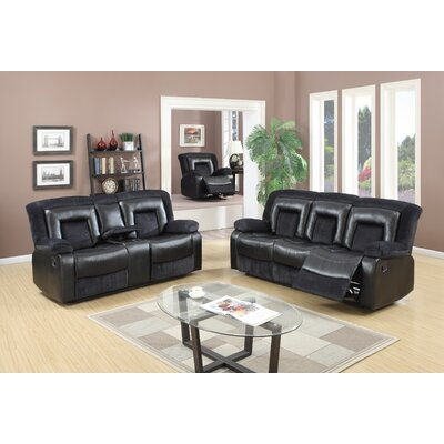 Best Quality Furniture 3 Piece Living Room Set | Wayfair.ca