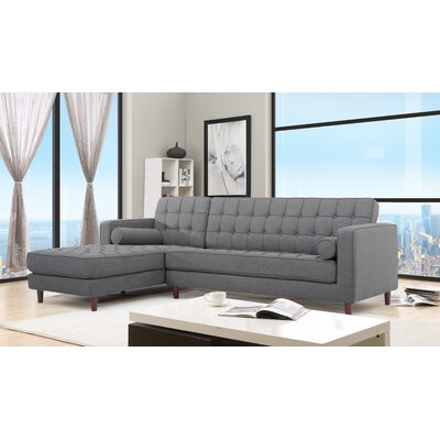 Ashcroft Imports Charles Sectional & Reviews