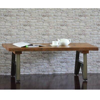 222 fifth furniture cayu live edge coffee table & reviews | wayfair