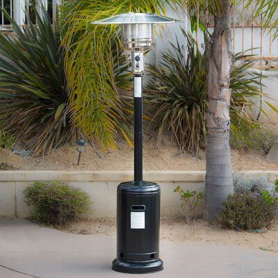 Belleze 48,000 BTU Propane Patio Heater U0026 Reviews | Wayfair