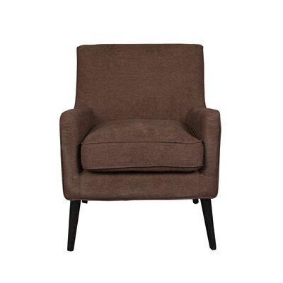 Porter International Designs Kristina Mid Century Modern Armchair