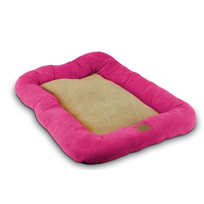 precision pet snoozzy mod chic low bumper crate dog mat u0026 reviews wayfair - Precision Pet Products