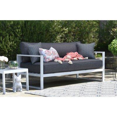 Elle Decor Paloma Sofa With Cushions U0026 Reviews   Wayfair