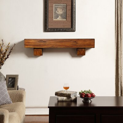 Duluth Forge Fireplace Mantel Shelf U0026 Reviews | Wayfair  Fireplace Mantel Shelves