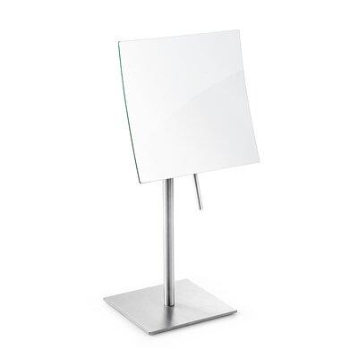 Zack Bathroom Mirrors zack bathroom accessories xero cosmetic mirror & reviews | wayfair