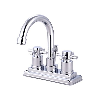 Pfister F042VGKK Vega Single Control 4 Inch Centerset Bathroom Faucet in  Brushed Nickel