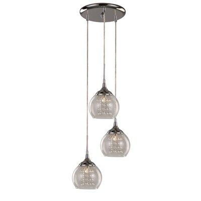 TransGlobe Lighting 3 Light Pendant U0026 Reviews | Wayfair Nice Look