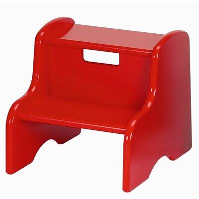 kidkraft twostep stool  sc 1 th 225 & Werner 2step 225lb Silver Aluminum Step Stool. Above. Amish Step ... islam-shia.org