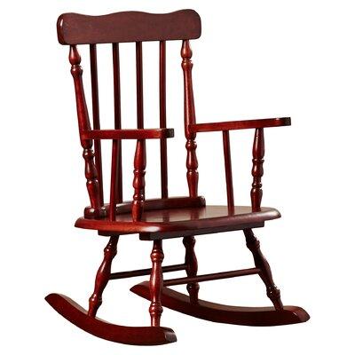 Gift Mark Childrens Rocking Chair Youll Love  Wayfair