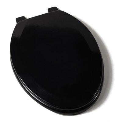 wooden black toilet seat. Comfort Seats Deluxe Molded Wood Elongated Toilet Seat  Reviews Wayfair