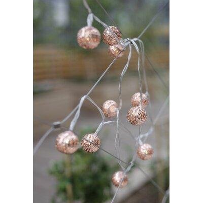Silver Globe String Lights Kikkerland : Kikkerland 10-Light Globe String Lights & Reviews Wayfair