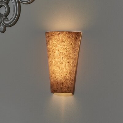 It S Exciting Lighting Vivid 1 Light Battery Powered Wall