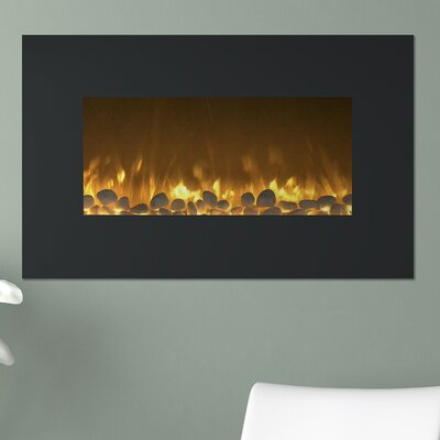 - Northwest Flat Wall Mount Electric Fireplace & Reviews Wayfair