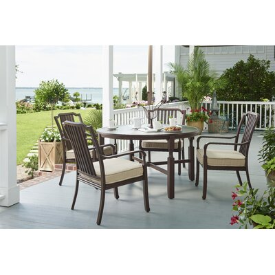 paula deen home river house 5 piece dining set | wayfair