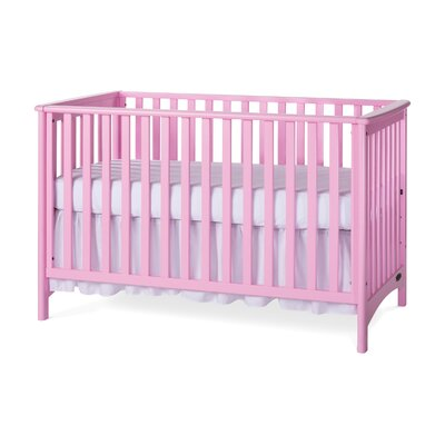 Child Craft London Stationary 3-in-1 Convertible Crib & Reviews | Wayfair - Child Craft London Stationary 3-in-1 Convertible Crib & Reviews