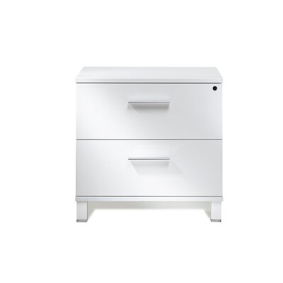Superb Haaken Furniture Pure Office 2 Drawer Lateral File U0026 Reviews | Wayfair Gallery