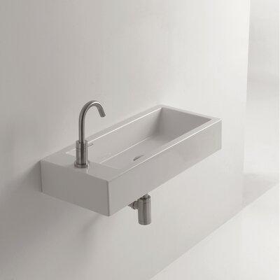 wall mounted sinks you'll love   wayfair