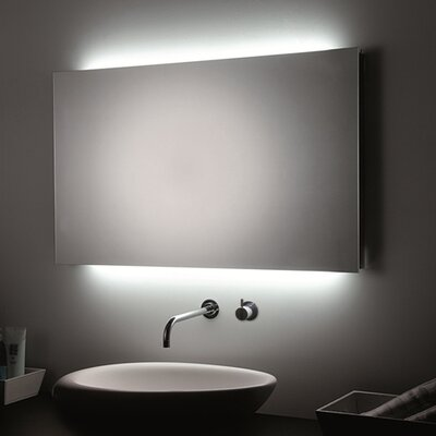 Bathroom Mirrors Led ws bath collections led wall bathroom mirror & reviews | wayfair