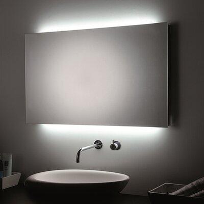 WS Bath Collections LED Wall Bathroom Mirror Reviews