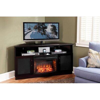 Furnitech 60 TV Stand with Fireplace Reviews Wayfair