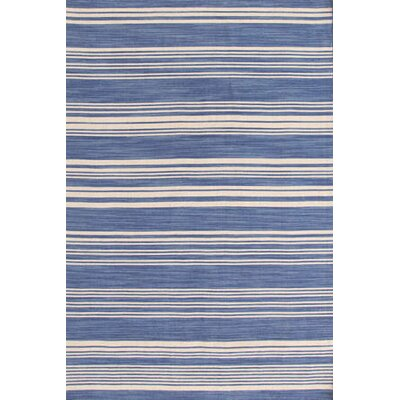 Dash And Albert Rugs Hand Woven Blue Area Rug U0026 Reviews | Wayfair