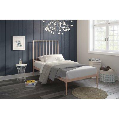 Wrought Studio Rebello Modern Platform Bed Reviews Wayfair