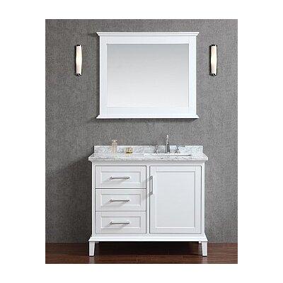 42 inch bathroom vanities you'll love | wayfair