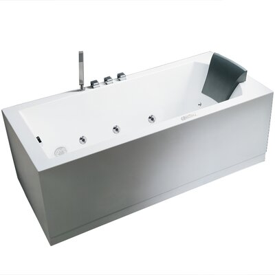Wonderful Fiberglass Bathtub Bottom Crack Repair Inlays Big Tile Designs Small Bathrooms Flat Bathroom Half Wall Tile Ideas Bathroom Shower Designs Young Bath With Door Elderly WhitePictures Of Gray And White Bathroom Ideas Ariel Bath Platinum 59\u0026quot; X 31